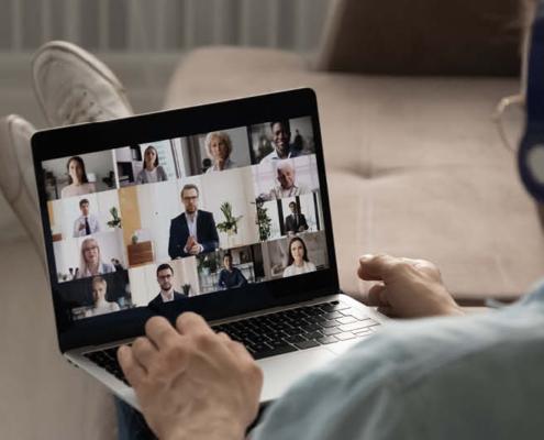Digitalisierung Remote