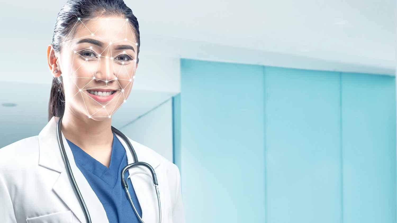 DoubleClue für das Gesundheitswesen