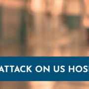 Ransomware attack on US hospitals